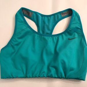 Nike Dri-Fit aqua sports bra size XS
